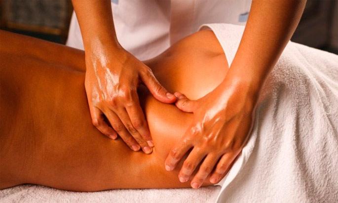 Классический массаж (лечебный).