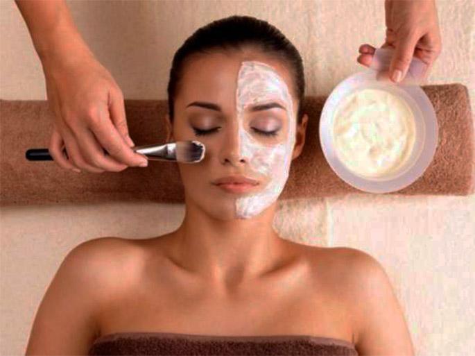 Пилинг оказывает на кожу интенсивное терапевтическое воздействие