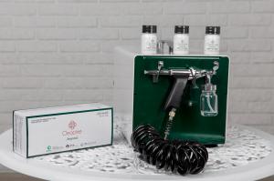 2профессиональный аппарат для аква пилинга и барофореза2